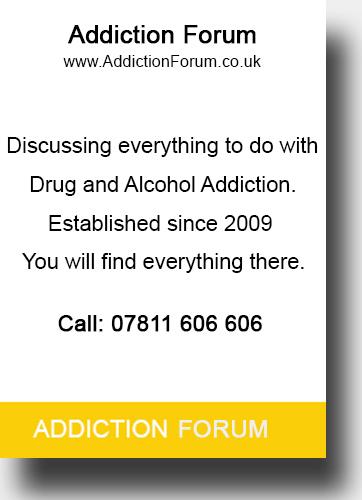 online drug rehab forum